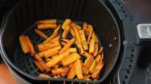 Air Fryer Carrots