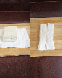 air fryer tofu no marinade