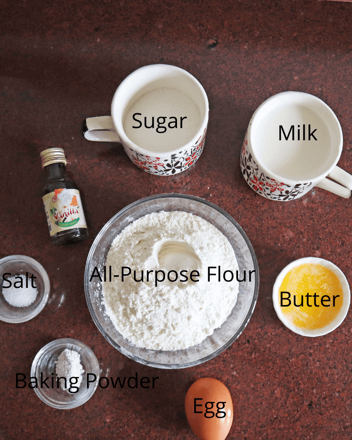 recipe for air fryer cupcakes