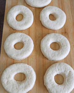 Air fryer donuts no yeast