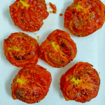 air fryer roasted tomatoes