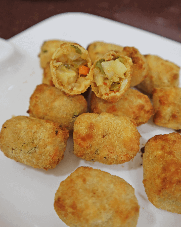 can you cook frozen vegetables in airfryer