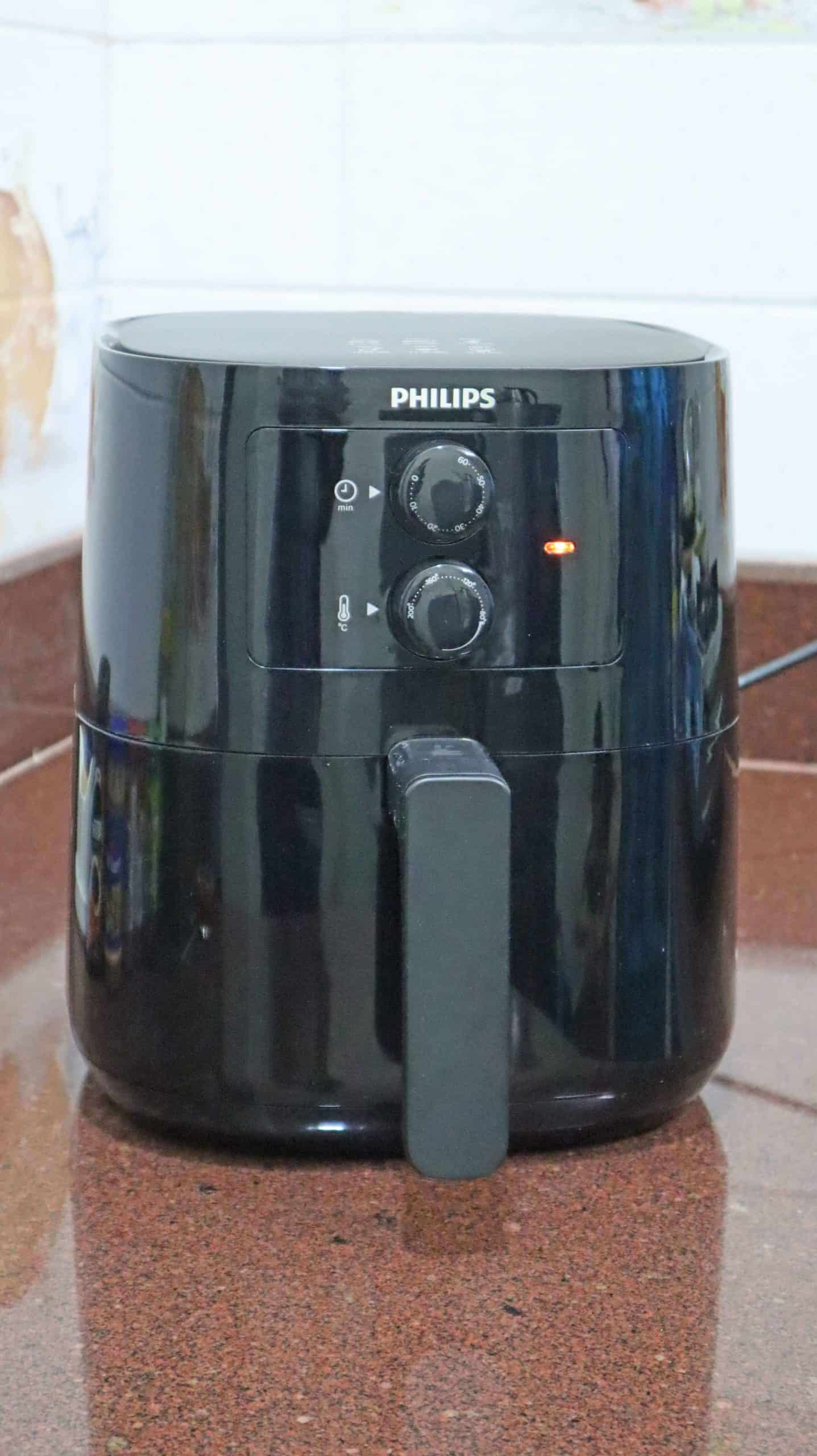 How to clean air fryer