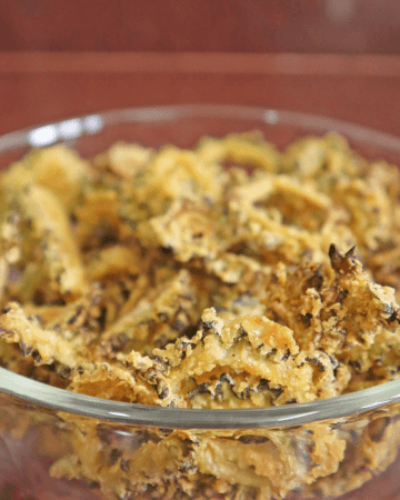 Are karela chips healthy